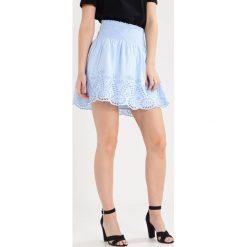 Minispódniczki: Vila VISIMMA Spódnica trapezowa cashmere blue