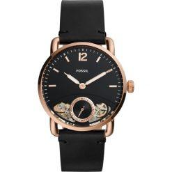 Zegarek FOSSIL - The Commuter Twist ME1168  Black/Gold. Różowe zegarki męskie marki Fossil, szklane. Za 899,00 zł.