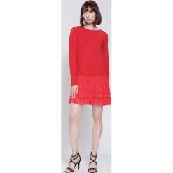 Sukienki: Czerwona Sukienka Where You Are