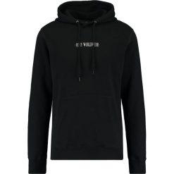 Bejsbolówki męskie: Obey Clothing NEW TIMES Bluza z kapturem black