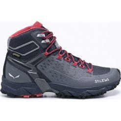 Buty trekkingowe damskie: Salewa - Buty Alpenrose Ultra Mid Goretex