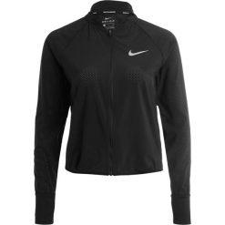 Bomberki damskie: Nike Performance CITY Kurtka do biegania black