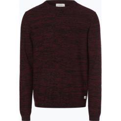 Jack & Jones - Sweter męski – Jornewfargo, czerwony. Czerwone swetry klasyczne męskie Jack & Jones, m, z dzianiny. Za 119,95 zł.