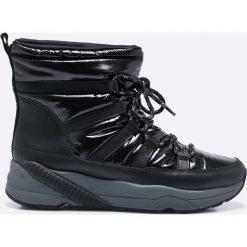 Buty zimowe damskie: Calvin Klein Jeans - Śniegowce