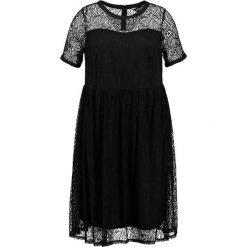 Sukienki: Dorothy Perkins Curve Sukienka letnia black