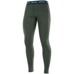 Odzież termoaktywna męska: Devold Spodnie Męskie Hiking Man Long Johns Forest Xl