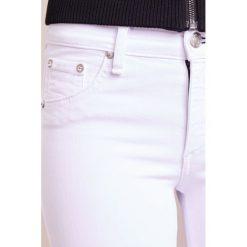 Rag & bone Jeans Skinny Fit blanc. Białe rurki damskie rag & bone. W wyprzedaży za 369,50 zł.
