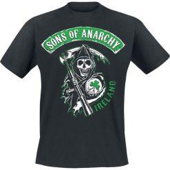T-shirty męskie: Sons Of Anarchy Reaper - Ireland T-Shirt czarny