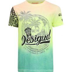 T-shirty chłopięce: Desigual ADRIA Tshirt z nadrukiem orange