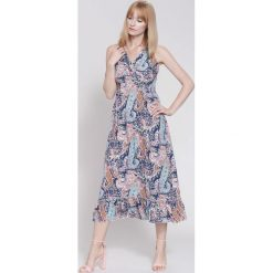 Sukienki: Granatowa Sukienka Colors Of My Dream