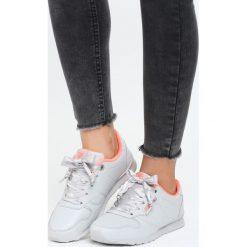 Szaro-Pomarańczowe Buty Sportowe Time Off. Brązowe buty sportowe damskie marki NEWFEEL, z gumy. Za 99,99 zł.