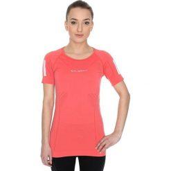 Bluzki sportowe damskie: Brubeck Koszulka damska z krótkim rękawem Athletic pomarańczowa r. XL (SS11080)
