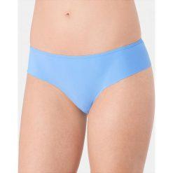 """Figi: Pełne figi """"Sporty Micro"""" w kolorze niebieskim"""
