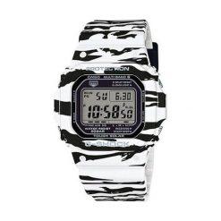 """Zegarki męskie: Zegarek """"GW-M5610BW-7ER"""" w kolorze biało-czarnym"""