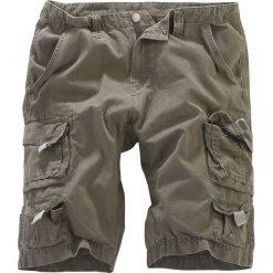 Spodenki i szorty męskie: RED by EMP Army Vintage Shorts Krótkie spodenki Vintage oliwkowy