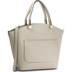 Torebka CREOLE - K10535  Beżowy. Brązowe torebki klasyczne damskie Creole, ze skóry. W wyprzedaży za 229,00 zł.