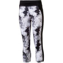 Puma Legginsy Active Aop 3 4 Tights G Black. Niebieskie legginsy dziewczęce marki KIPSTA, z elastanu. W wyprzedaży za 89,00 zł.