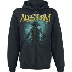 Alestorm No Grave But The Sea Bluza z kapturem rozpinana czarny. Czarne bejsbolówki męskie Alestorm, xxl, z nadrukiem, z kapturem. Za 184,90 zł.