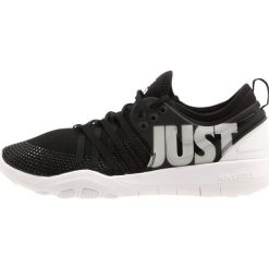 Buty do fitnessu damskie: Nike Performance FREE TR 7 PREMIUM Obuwie treningowe black/wolf grey