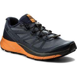 Buty do biegania męskie: Buty SALOMON - Sense Ride 394743 28 G0 Navy Blazer/Bright Marigold/Ombre Blue