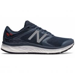 Buty do biegania męskie NEW BALANCE FRESH FOAM 1080v8 / M1080GF8. Brązowe buty do biegania męskie marki New Balance, z gumy. Za 450,00 zł.
