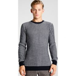 Swetry klasyczne męskie: Antony Morato Sweter blu intenso