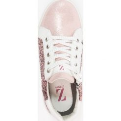 Trampki dziewczęce: Zebra Schuhe TRENTO Tenisówki i Trampki light pink/white/pink