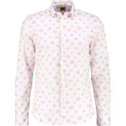 Koszule męskie na spinki: Noose & Monkey REGGIE TOOLE Koszula light pink