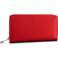 Duży Portfel Damski STEFANIA - SV-336D/KRA Czerwony. Czerwone portfele damskie Stefania, ze skóry. W wyprzedaży za 149,00 zł.