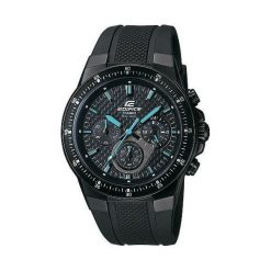 Biżuteria i zegarki męskie: Zegarek Casio Męski EF-552PB-1A2VEF Edifice Chronograf czarny