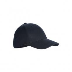 Czapka z daszkiem baseball BA 550. Czarne czapki z daszkiem damskie KIPSTA. Za 29,99 zł.