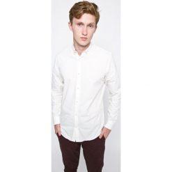 Produkt by Jack & Jones - Koszula. Szare koszule męskie na spinki marki S.Oliver, l, z bawełny, z włoskim kołnierzykiem, z długim rękawem. Za 99,90 zł.