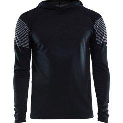 Bluza sportowa CRAFT Core Blocked. Czerwone bluzy męskie rozpinane marki Astratex, w koronkowe wzory, z wiskozy. Za 232,99 zł.
