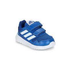 Buty Dziecko adidas  ALTARUN CF I. Niebieskie trampki chłopięce Adidas. Za 116,10 zł.