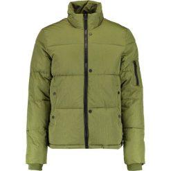 Topman BURG STARRY Kurtka zimowa green. Zielone kurtki męskie bomber Topman, na zimę, l, z materiału. Za 399,00 zł.