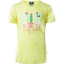 T-shirty chłopięce: BEJO Koszulka juniorska CACTUS JUNIOR Light Yellow r. 140