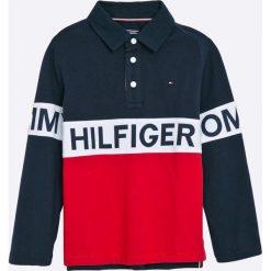 T-shirty chłopięce z długim rękawem: Tommy Hilfiger – Longsleeve dziecięcy 128-176 cm