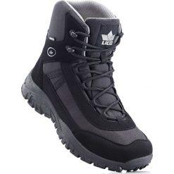 Buty zimowe męskie: Kozaki Lico bonprix czarny