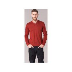 Swetry BOTD  ELABASE VEY. Czerwone swetry klasyczne męskie BOTD, l. Za 109,00 zł.