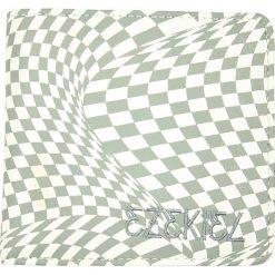 """Portfele męskie: Portfel """"Carver"""" w kolorze biało-szarym - 10,5 x 10 x 2 cm"""