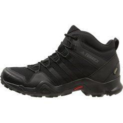 Adidas Performance TERREX AX2R MID GTX Buty trekkingowe core black. Czarne buty trekkingowe męskie adidas Performance, z materiału, outdoorowe. Za 549,00 zł.