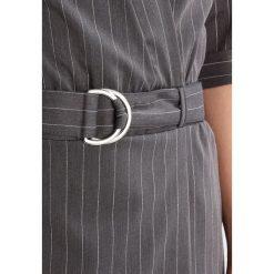 Sukienki hiszpanki: Lenny B. DUNE Sukienka letnia gris