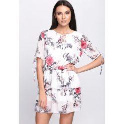 Sukienki: Biała Sukienka Perfect Lover