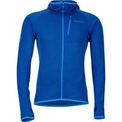 """Kurtka polarowa """"Neothermo"""" w kolorze niebieskim. Niebieskie kurtki męskie marki Marmot, m, z polaru. W wyprzedaży za 363,95 zł."""