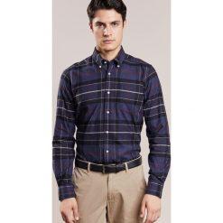 Barbour LUSTLEIGH TAILORED FIT  Koszula navy marl. Niebieskie koszule męskie Barbour, m, z bawełny. Za 379,00 zł.