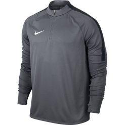 Nike Koszulka męska Squad szara r. M (807063 021). Szare t-shirty męskie Nike, m, do piłki nożnej. Za 146,37 zł.