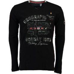 """T-shirty męskie z nadrukiem: Koszulka """"Jolduc"""" w kolorze czarnym"""