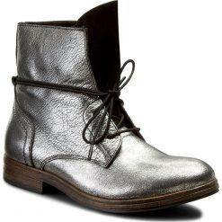 Botki SERGIO BARDI - Delia FW12728131HB 709. Szare buty zimowe damskie Sergio Bardi, z polaru, za kostkę, na obcasie. W wyprzedaży za 179,00 zł.