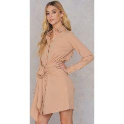 Sukienki: Aéryne Paris Sukienka Maja – Pink,Nude
