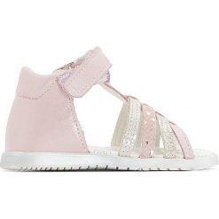 Sandały dziewczęce: Sandały skórzane RITA
